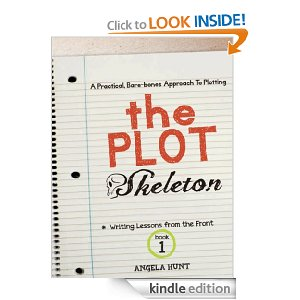 The Plot Skeleton by Angela Hunt