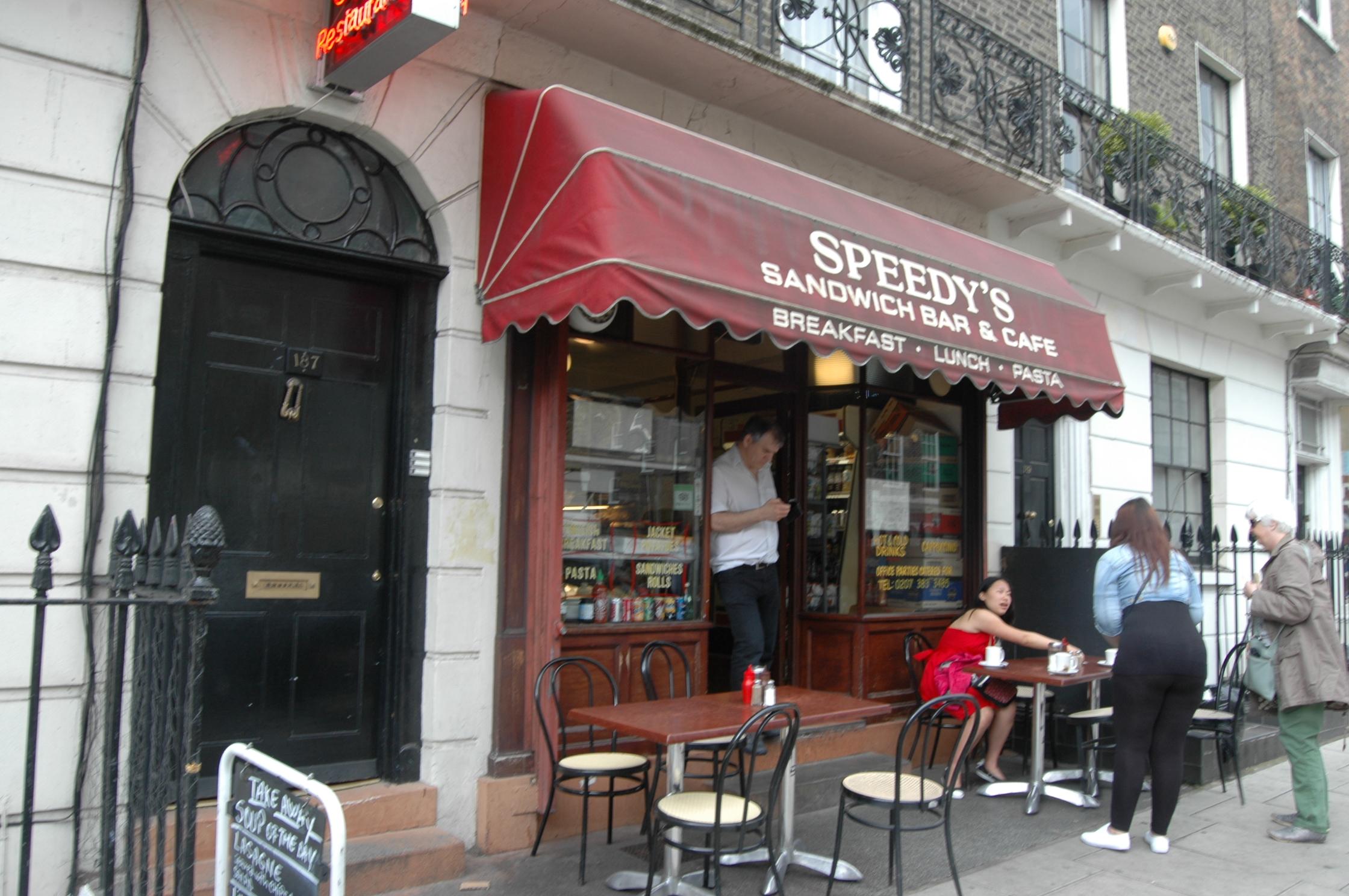 221b Baker Street Address Known as 221b Baker Street