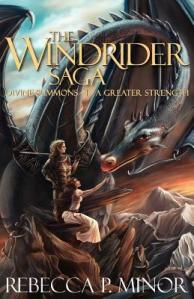 The Windrider Saga by Rebecca P. Minor, winner of the 2013 Parable Award