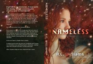 Nameless cover concept 1