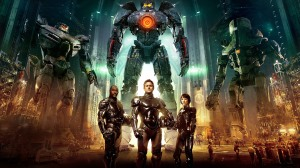 Pacific Rim--an example of a hugely fun movie without a lot of story
