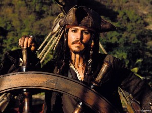 Johnny Depp had to know Captain Jack Sparrow very well to pull him off correctly