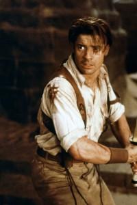Rick O'Connell, The Mummy (Brendan Frasier)