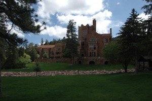 Glen Eyrie Castle and Conference Center, Colorado Springs, CO