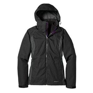 My Eddie Bauer all-mountain jacket