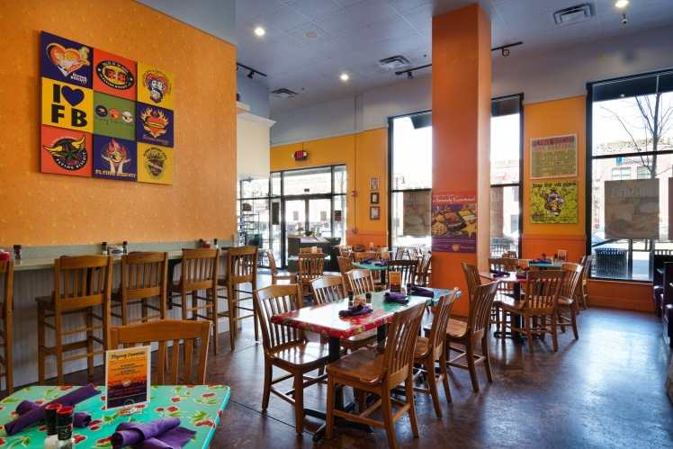 Flying Biscuit Cafe, 705 Town Blvd., Atlanta, GA 30319. Photo by David Kosmos Smith.