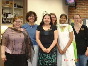 Access Services Department at WSU Libraries