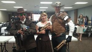 Random assortment of awesome steampunk people